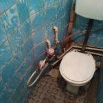 однокомнатная энтузиастов туалет