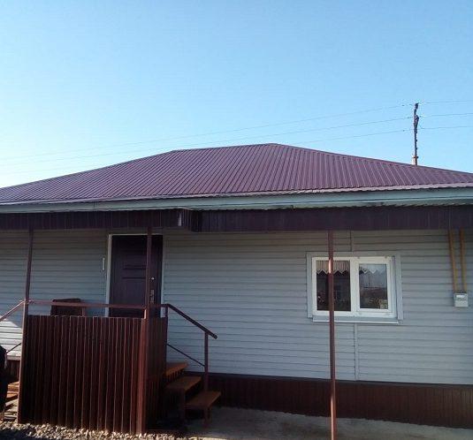 Продается дом в селе Тростянка