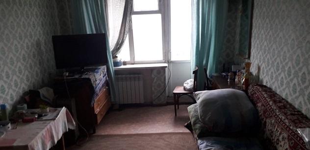 Продается однокомнатная квартира, Балашовский район, село Пады