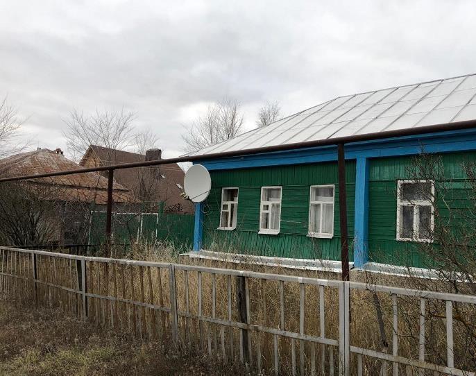 Продается дом на два хода