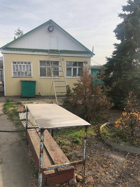 Продается дом, Балашовский район, пос. Арзянка